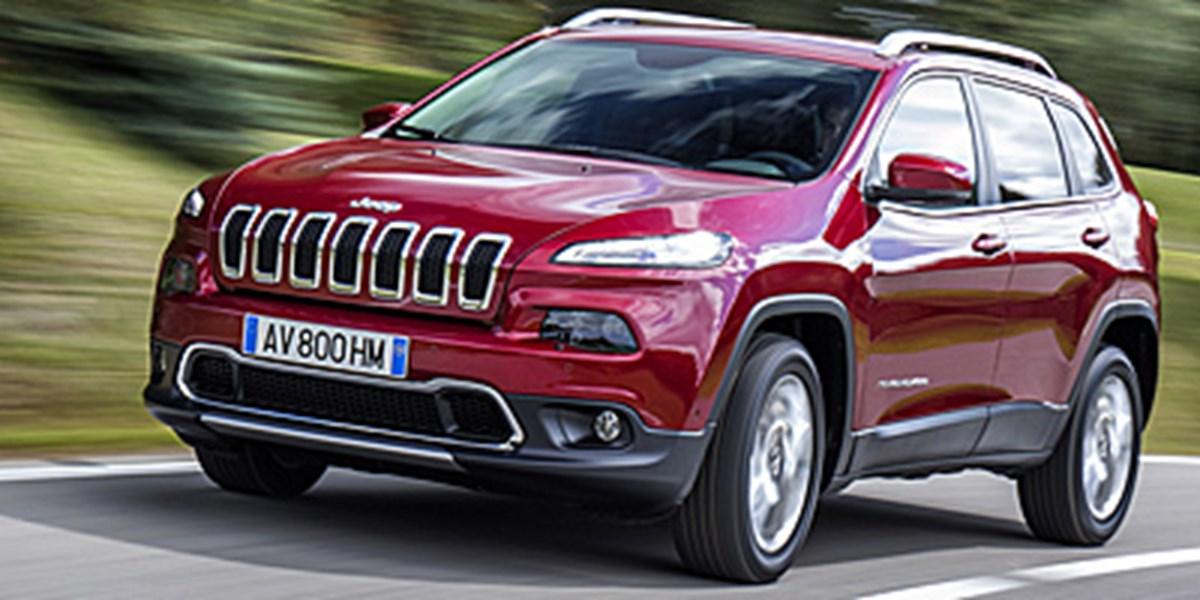Jeep Cherokee: Der Stockundstadtindianer [Seite 1] - Auto ...