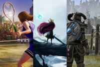 "Viel zu erleben: Heimgymnastik mit ""Kinect Sports Rivals"", epische Schlachten mit ""The Elder Scrolls Online"" und eine Märchenreise mit ""Child of Light"""