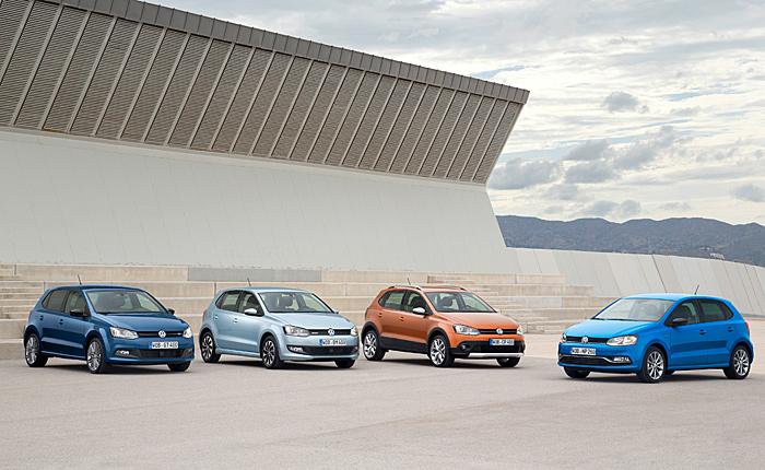 VW Polo: Dass mir keiner kleiner Bruder sagt [Seite 1] - Auto ...
