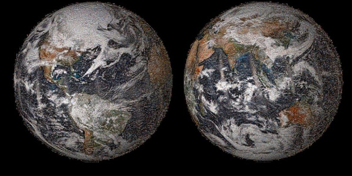 Der interaktive Gigapixel-Selfie der NASA