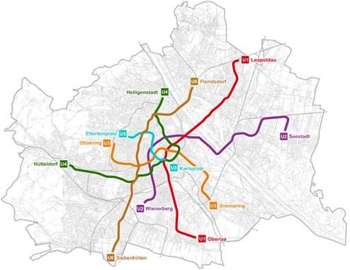 Wiener öffi Ausbau Fixiert U2 Bis Wienerberg U5 Bis Elterleinplatz