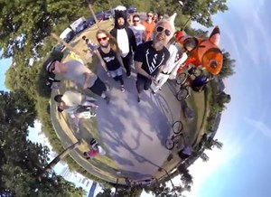 "Soupshop am ""Little Planet"""