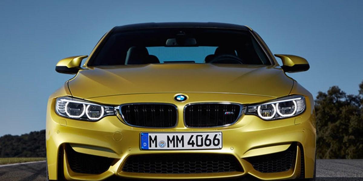 bmw m4 gelb ist das neue schnell seite 1 auto lifestyle. Black Bedroom Furniture Sets. Home Design Ideas