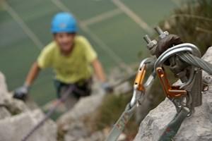 Klettersteig Set Wien : Kinder am klettersteig: eine frage des wie kind derstandard.at