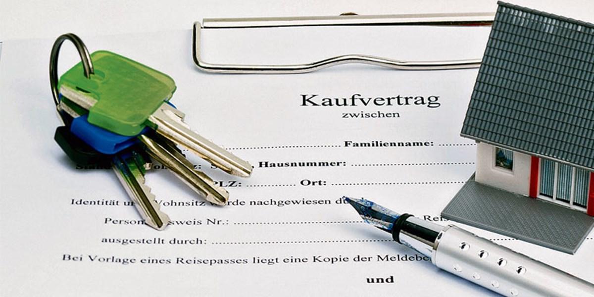 Kaufoption Auf Dem Prüfstand Wohnrecht Derstandardat Immobilien
