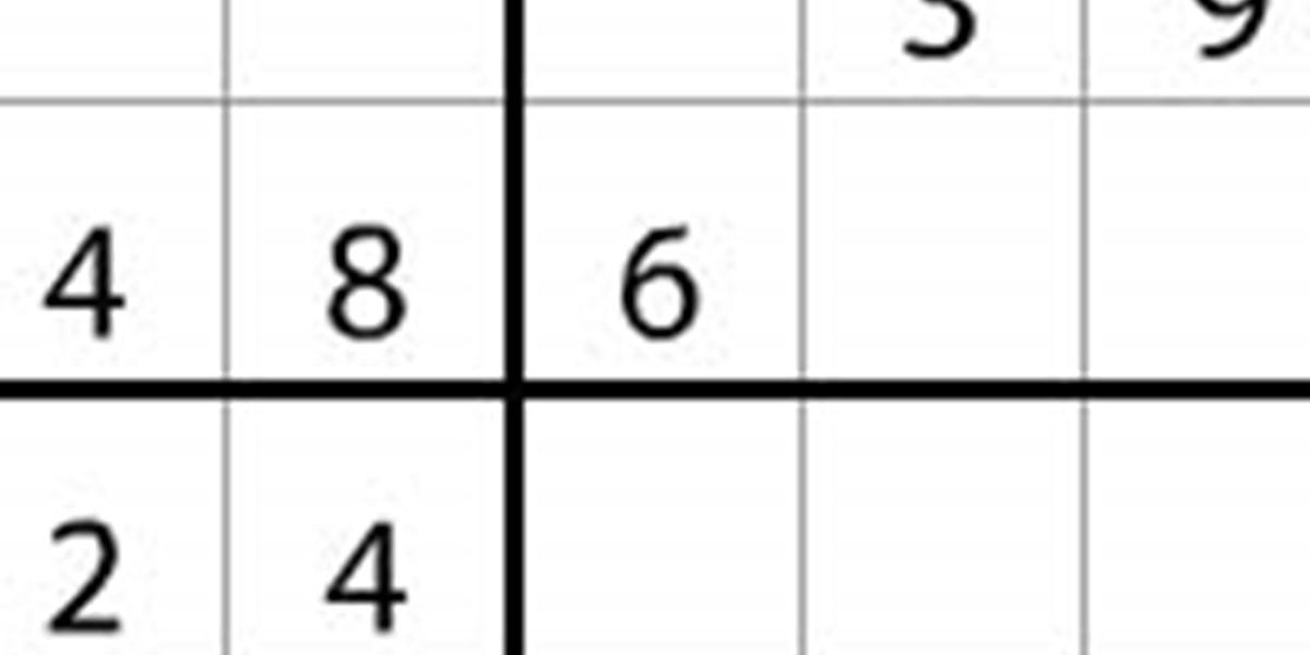 Sudoku 2978a - Sudoku 2014 - derStandard.at › Lifestyle