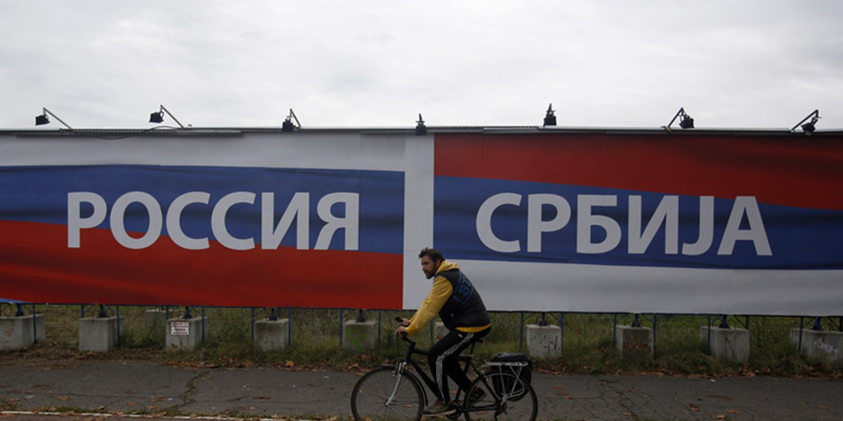 Russland Serbien