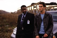 "Dominic West brillierte als James ""Jimmy"" McNulty (rechts) und Wendell Pierce als William ""Bunk"" Moreland."
