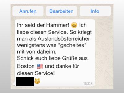Whatsapp Briefe Zum Antworten