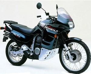 1985 Honda XLV750R - Moto.ZombDrive.COM