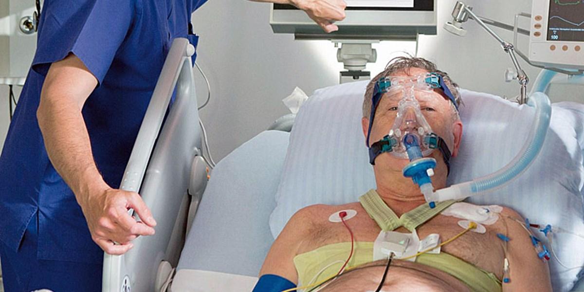 Neuer Ansatz zur Überwachung der Lungenfunktion - Lunge ...