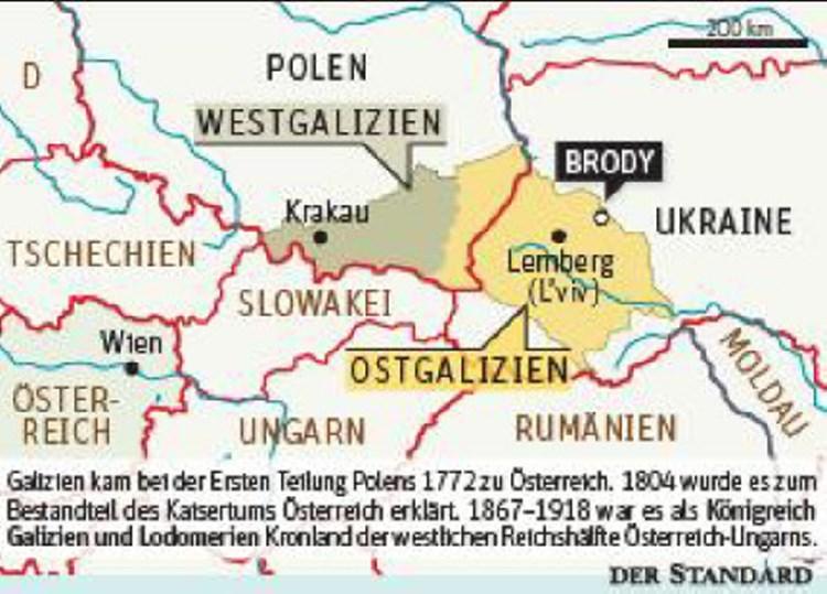 Machtiger Mythos Galizien Ukraine Derstandard At International