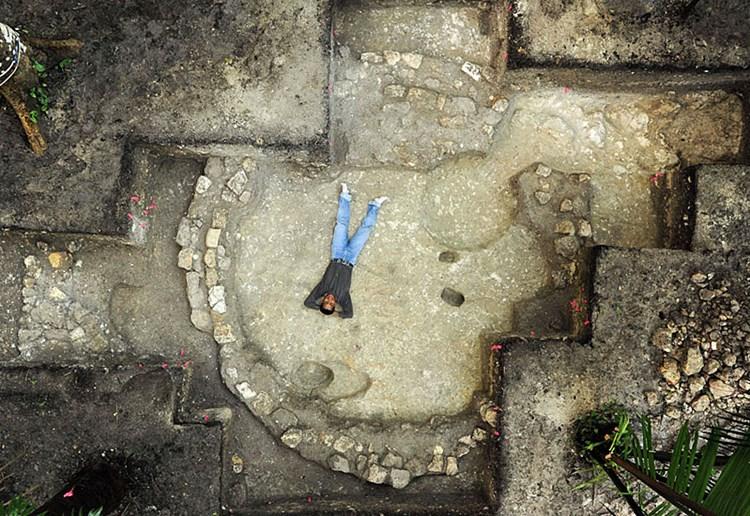 Hier Entwickelten Sich Die Tiefland Maya