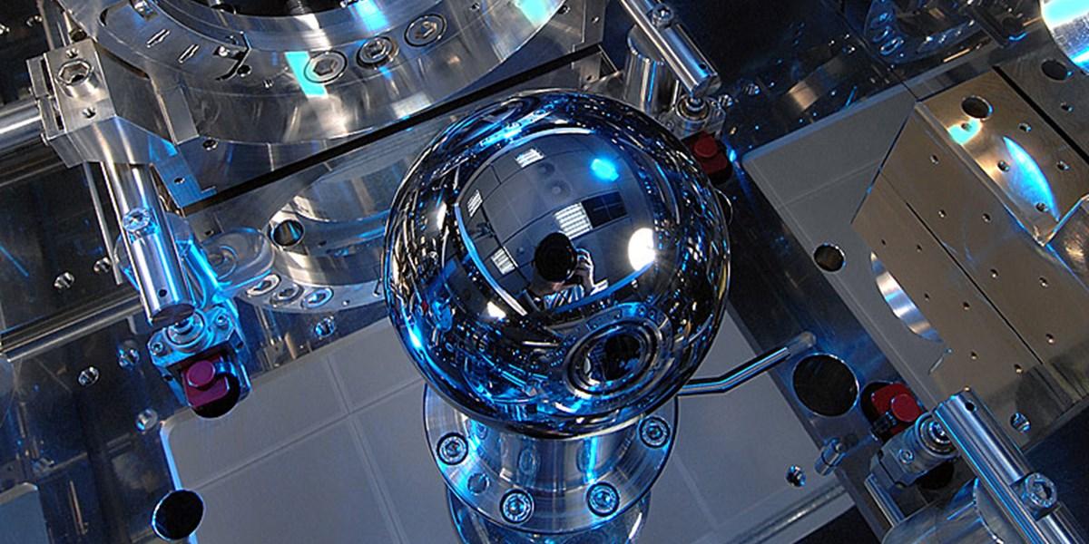 Neudefinition Kilogramm