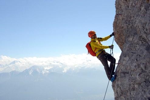 Klettersteig Set Wien : Saisonstart für kletterer: empfehlungen des alpenvereins