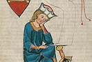 foto: codex manesse, ub heidelberg