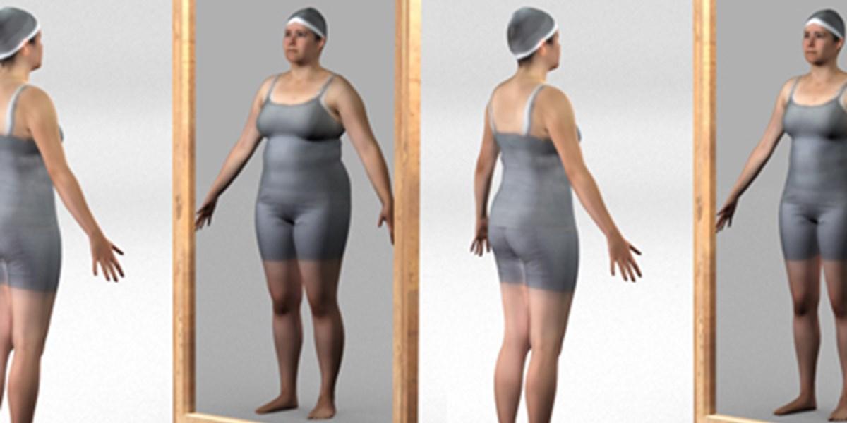 fette frau hässliche person