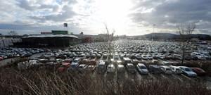 Verkehrsfläche In österreich Wächst Täglich Um Vier Fußballfelder