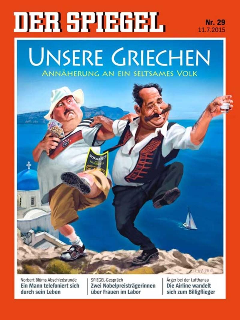 Spiegel Kritik