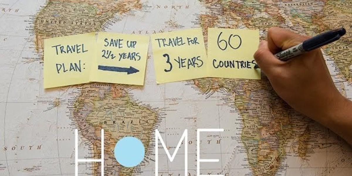 60 Länder, vier Minuten: Eine Weltreise im Zeitraffer