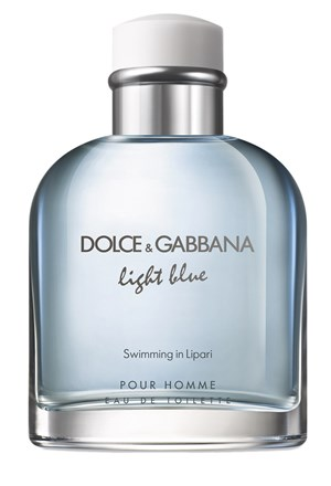 Dolce & Gabbana, Light blue Swimming in Lipari pour Homme, Eau de Toilette, 40 ml, 56 Euro