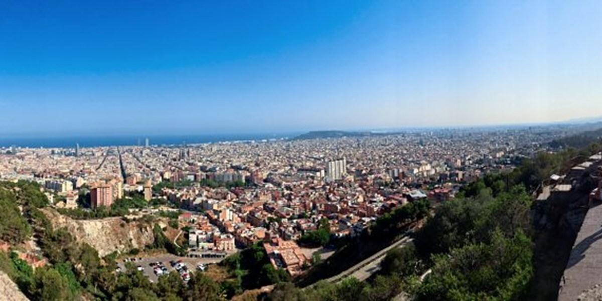 Barcelona von oben: Die schönsten Panoramablicke abseits des Parc Güell