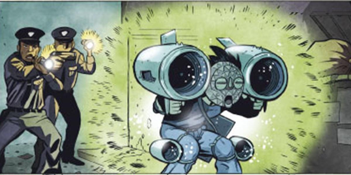 Teslas Traum und des Multiversums Fluch - Pictotop: Der Comic-Blog ...