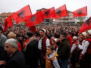 Wie österreicher Eine Albanische Nation Schaffen Wollten Albanien