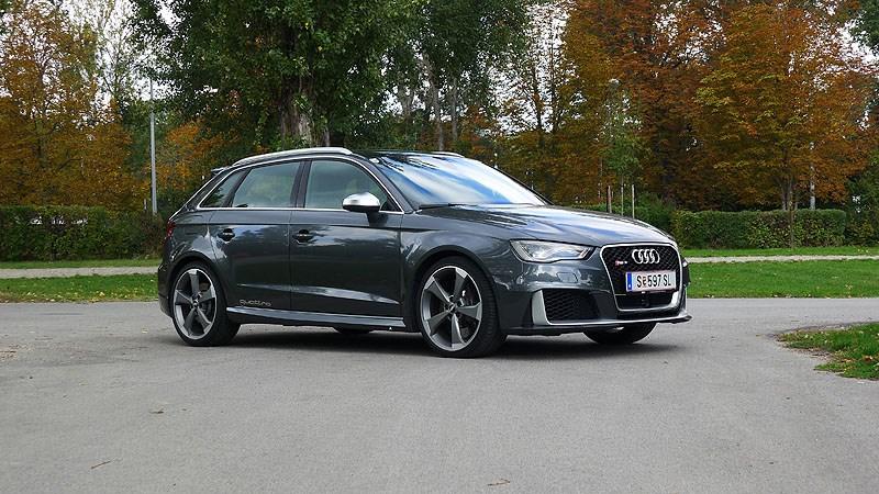 Audi RS 3: Das mobile Sound-System - Auto - derStandard at