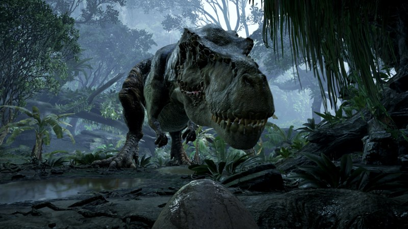 Dinosaurier Insel Cryteks Vr Demo Gratis Auf Steam Virtual