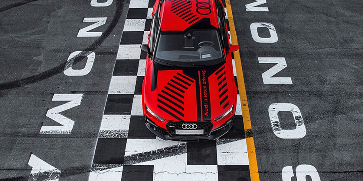 Rondomobil: Audi Urban Future Initiative: Alles fließt - derStandard.de