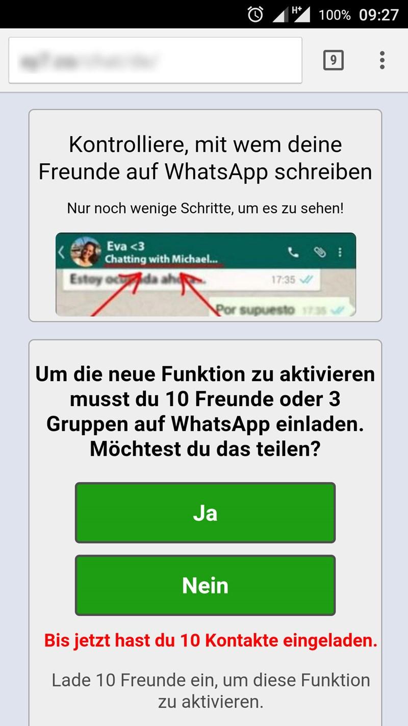Coole Whatsapp Kettenbriefe Hat Jemand Eine Idee Für Coole