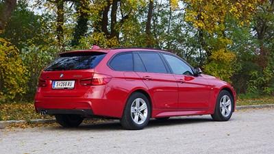 Bmw 3er Touring Zum Geburtstag Viel Freud Auto Derstandard At