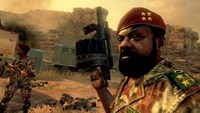 "Der virtuelle Jonas Savimbi in ""Black Ops 2""."