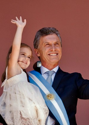 Argentiniens Präsident spendet Gehalt für Suppenküche - Argentinien ...