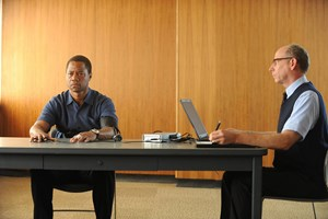 "Justizskandal mit Sex, Crime und Hollywood: Cuba Gooding jr. spielt den Mordangeklagten in der FX-Serie ""The People vs. O. J. Simpson""."
