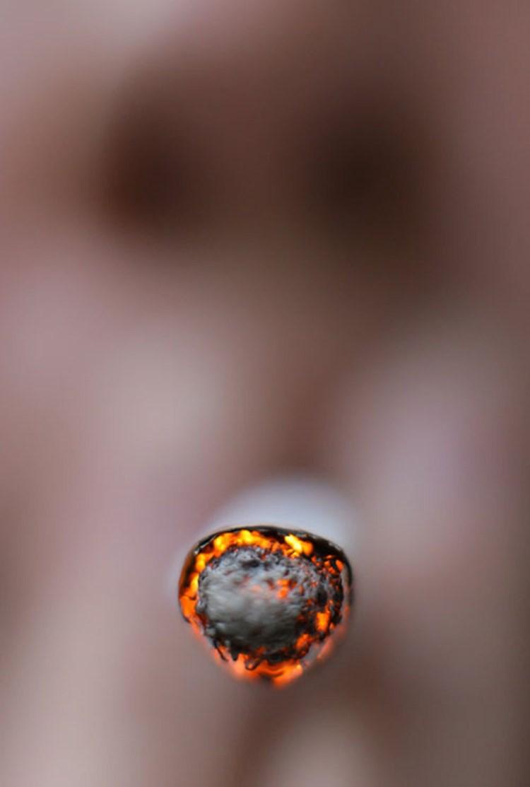 Erstes Mal Rauchen