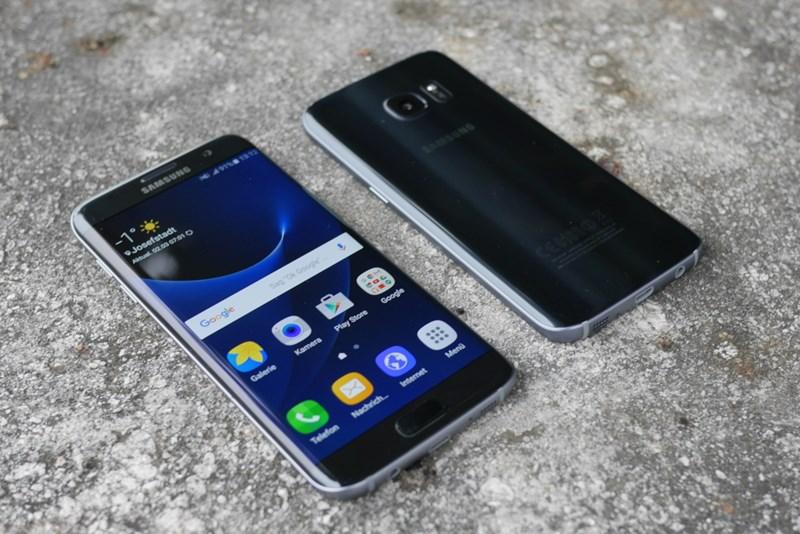 Samsung Galaxy S7 Sd Karte Maximale Größe.Samsung Galaxy S7 Und Galaxy S7 Edge Im Ausführlichen Test Android