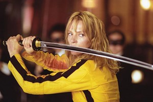 "Beatrix Kiddo (Uma Thurman) kennt in ""Kill Bill"" kein Erbarmen."