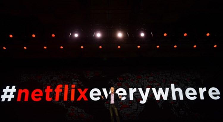 Netflix Geschwindigkeit