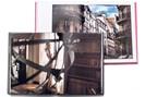 bildbände von von drebin und pignatelli, fotografiert von lukas friesenbichler
