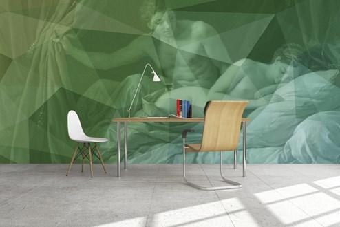 tapeten design tolle ideen wandgestaltung piet hein eek, neue tapeten: wenn die wand spricht - wohnen - derstandard.at, Design ideen
