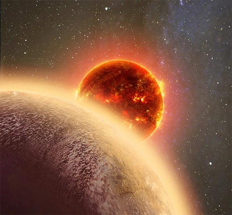 Neue Exoplaneten