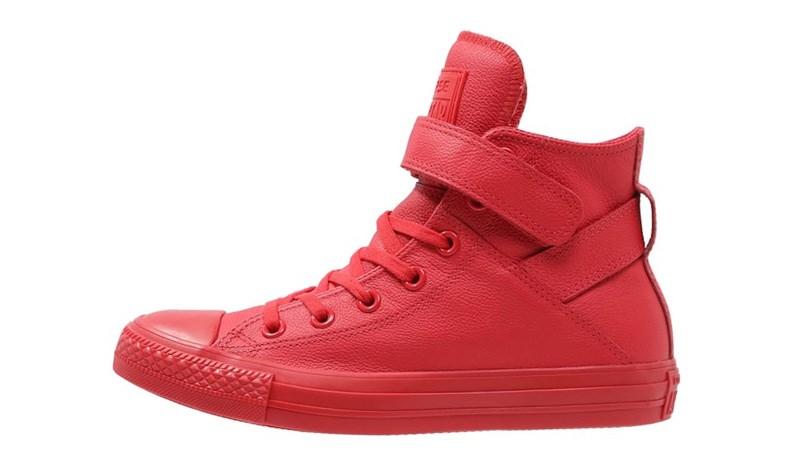 premium selection 560c5 16b5a Trash oder Trend? Rote Sneaker - Kolumne: Der letzte Schrei ...