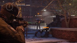 """The Division"" hat ein Problem mit Glitches."