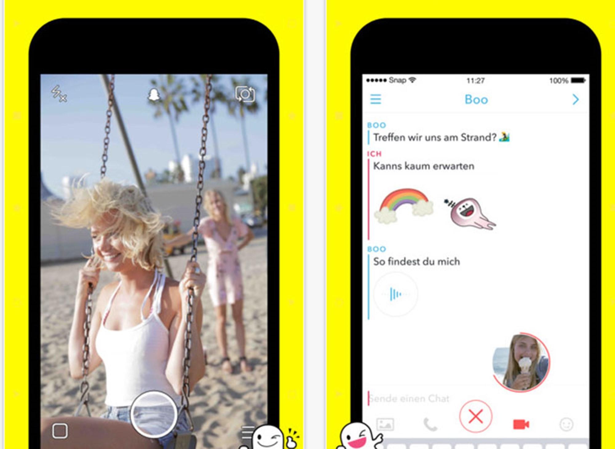 Snap-chat zum dating verwenden