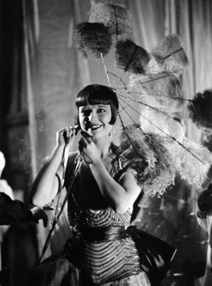 Muse und Vamp: Louise Brooks.