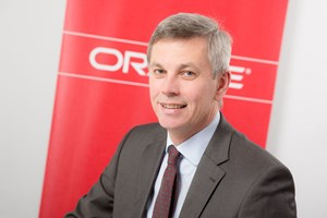 DI Martin Winkler, Country Manager von Oracle Austria
