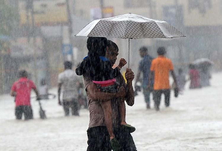 Unwetter In Sri Lanka