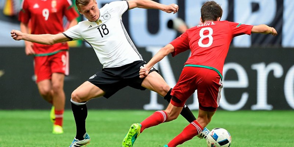 Fussball Deutschland Ungarn